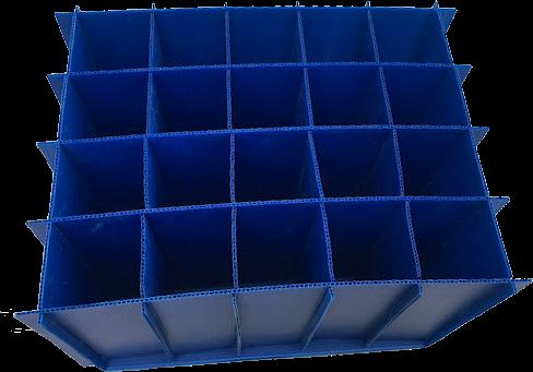 Vách nhựa danpla